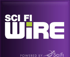 SCI FI Wire: Get news, articles, reviews and the latest SCI FI Weekly features. Get wired. Check out SCI FI Wire, the newly expanded information hub for the SCI FI Channel.