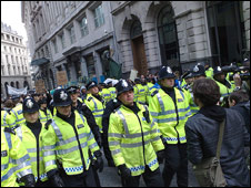 Police in the City of London