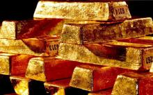 Gold is a safe haven during times of volatility