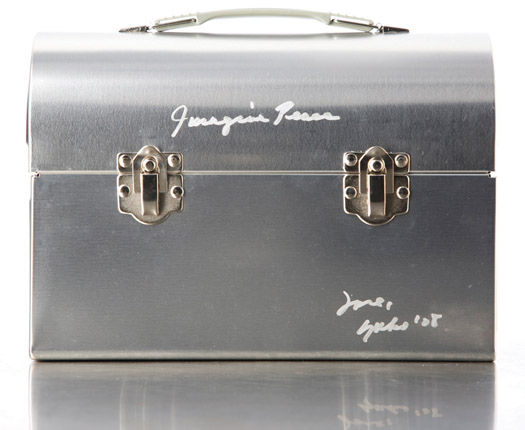 Stipe, Bright Eyes, Beasties Design Charity Lunch Boxes