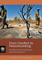 From Conflict to Peacebuilding:The Role of Natural Resources and<br> the Environment