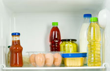 Photo: Keep your fridge-freezer clean and ice-free