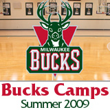 Bucks Summer Basketball Camps