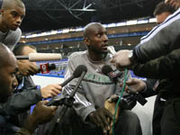 KG and the Media