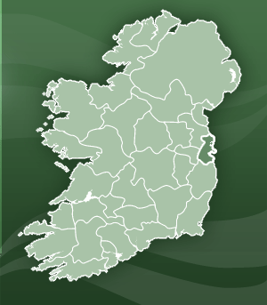 Constituencies of Ireland