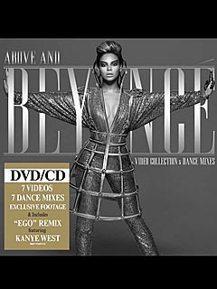 FIRST LOOK: Beyoncé's New DVD Cover Revealed! | Beyonce Knowles