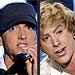 Eminem Storms Out of MTV Movie Awards