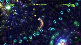 More Arcade goodness with Geometry Wars: Retro Evolved 2.