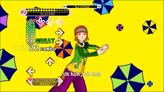 Dance your way into the heart of DanceDanceRevolution UNIVERSE 3.