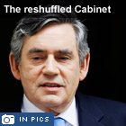 The reshuffled Cabinet