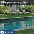 MPs withdraw expenses claims and pay money back