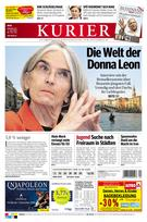 KURIER Cover