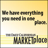 Daily Cal Marketplace