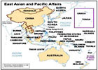 East Asian and Pacific region