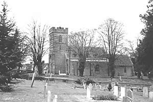 Pebworth Church