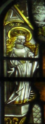 St Catherine at St Mary, Oswestry