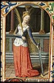 Meermann liby St Catherine