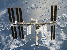 S124-E-009982 -- International Space Station