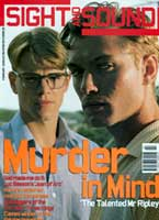 Cover of Sight & Sound February 2000.