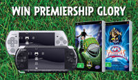 Footy fever hits PSP®