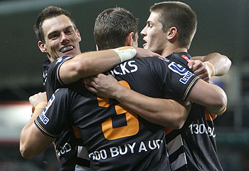 Wests Tigers (Mark Kolbe/Getty Images)