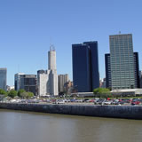 Picture of Puerto Madero in the Ciudad de Buenos Aires