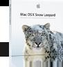 Snow Leopard box.