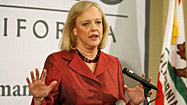 Meg Whitman still explaining decades of not voting
