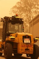 Dust storm delivers unexpected opportunity