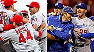 <b>High-res photos:</b> MLB divisional series