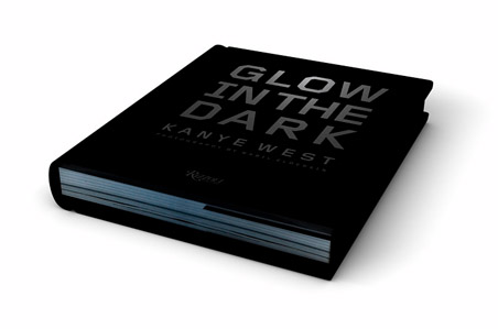 Check Out Images From Kanye West's New Glow in the Dark Tour Book
