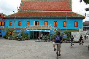 Bike tour, Bangkok