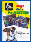 Dogs Kids PetMassage by Jonathan Rudinger