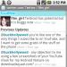 Android First-look: Twitroid