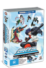 Air Gear Collection