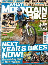 What Mountain Bike magazine cover