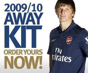 2009/10 Away Kit: Order Yours Now!