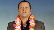 <b>Career counseling: </b>Vince Vaughn's not invincible