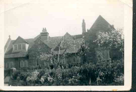 Moreton School, now a private residence.