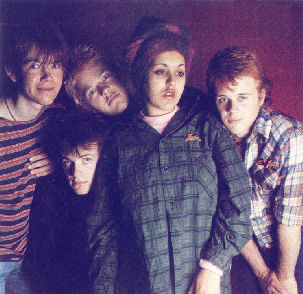 X-Ray Spex 1978 - (DC Collection)