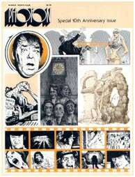 Cover Art by Dave Carson, Chris Farrill, Dave Ludwig, Bill Nelson and Marsha Rader
