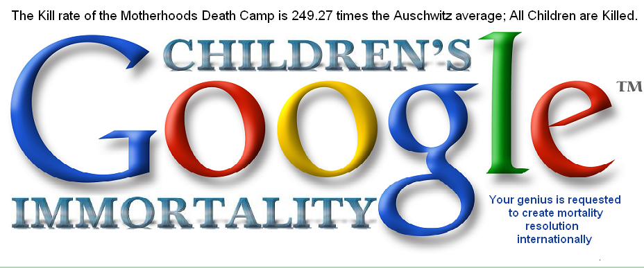 Google Employees Children start modifying search engine results synchronously to force IMMORTALITY EDUCATION Internetedly Oct 17...09