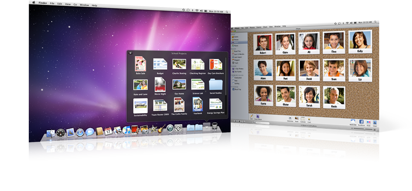 Mac OS X Screenshots