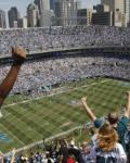 Eagles Panthers Football - Bank of America stadium