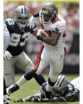 Cowboys Buccaneers Football - Carnell Williams, Anthony Spencer, Steve Octavien