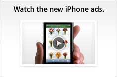Watch the new iPhone ads.