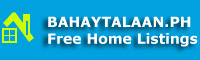 bahaytalaan.ph - Philippines Home Listings