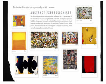 Abstract Expressionists