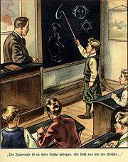 A fine education on identifying a Jew.