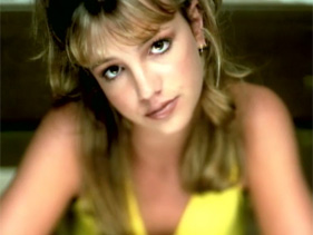 "Britney Spears in ""... Baby One More Time"""